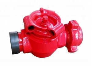China API 6A Standard Oil Wellhead Equipment Plug Valve For Fracturing Manifold on sale