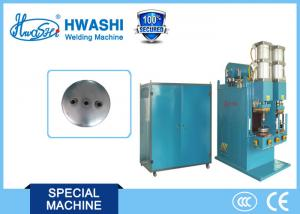 China Auto Parts Welding Machine for Nuts on Air Tank Cover / Automobile Gasholder End Cover on sale