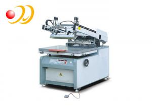 China Professional Semi - Automatic Silk Screen Printing Machines For T Shirts on sale