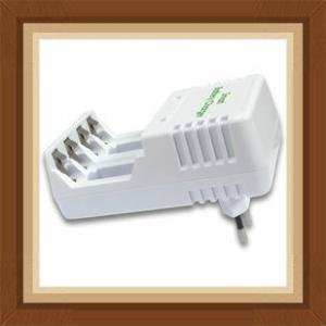 China Rechargeable Alkaline Battery Recharger With Any Plug CE FCC RoHS on sale