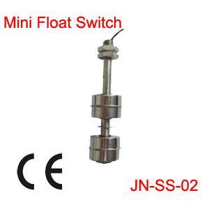 China 304 prendeu o sensor nivelado líquido COM a bola de flutuador dobro/interruptor de flutuador de aço inoxidável SS-02 on sale