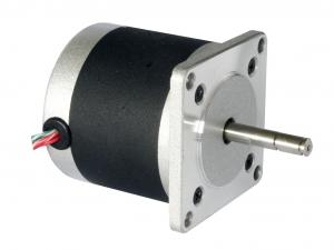 China 8 leads nema 23 stepper motors / uni polar bipolar stepper motors on sale