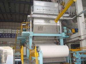 China papel higiénico de 1575m m que hace la máquina on sale