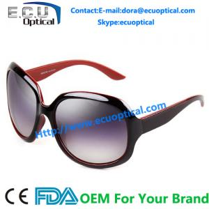 China Fashion girls fancy steel famous italian brand name sunglasses on sale