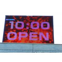 Aluminum P8 IP68 Outdoor LED Advertising Screens RGG SMD 3 In 1 High Contrast