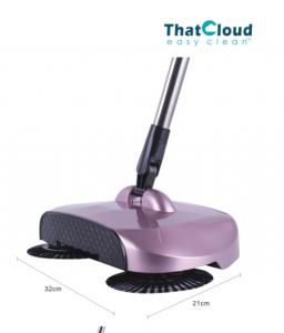 China Multifunctional 360 Degree Spin Brush Floor Sweeper For Hard Floor Cleaning on sale