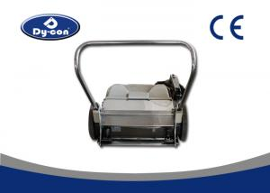 China Battery Operated Manual Push Floor Sweeper Machine Energy / Time Saving on sale