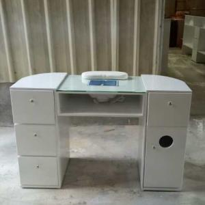Beauty Nail Salon Equipment Wholesale Nail Manicure Table with ...