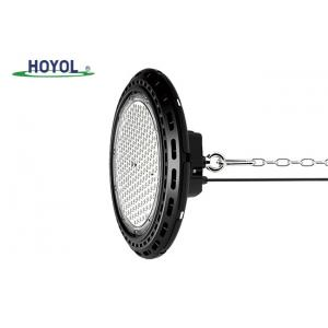 China High Luminous Efficacy Round UFO LED High Bay Light 3030 2D Leds For Warehouse on sale