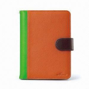 China Classic Leather Case for Kindle Touch, Comes in Special Edition on sale