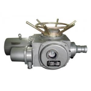 China IP65 Waterproof Outdoor Electric Valve Actuator DZW10A, DZW15A, DZW20A for metallurgy on sale