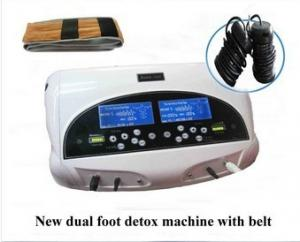 China Ionic Foot Detox Machine, lon Cleanse Foot Bath With T.E.N.S Massage Therapy on sale