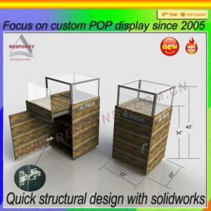 China Display Cabinet Floor Watch Display Cabinet Rack on sale