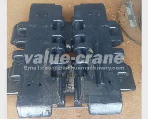 TEREX DEMAG CC2600 crawler crane track shoe track pad for
