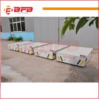 China Hot sale Industrial Motorized steerable transfer car on cement floor China factory on sale