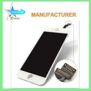 China Black Mobile iPhone LCD Screen For iPhone 6s Repair Parts on sale