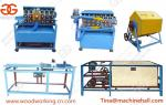 Hot Selling Commerical Automatic Wood Ice Cream Stick Making Machine Line High Effiency