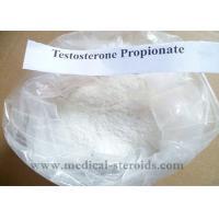 Testosterone Propionate Pharmaceutical Grade Testosterone Anabolic Steroid Powder Test Prop