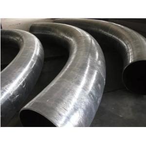 China Asme B16.49 R=3D 5D Hot Bend,  high quality API 5L Gr. B Pipe Bend on sale