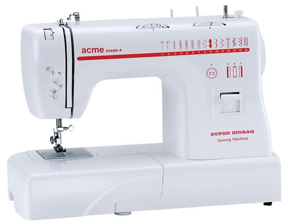 MultFunction Domestic Household Sewing Machine Acme JH40A For Magnificent Acme Sewing Machine
