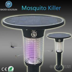 China China Supplier Electric Solar Powered Mosquito Trap for Insect Killer on sale