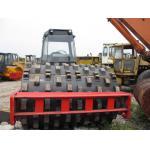 China CA25PD Dynapac padfoot sheepfoot road roller wholesale