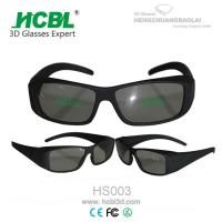 3D Eyewear / Master Image Theater 3D Glasses For Computer 165*42*150MM