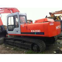 original japan EX200 hitachi used excavator for sale