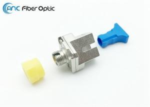 China Hybrid Simplex Fiber Optic Adapters FC To SC Diamond Or Rectangle Shape on sale