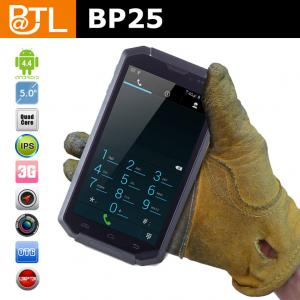 China Rugged Mobile Phone with military sunlight readable dual sim BP25 on sale