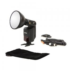 China Godox AD360 Witstro High Power Portable External Speedlite Flash for DSLR Canon on sale