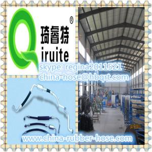 China Auto A/C R134a Air Conditioning Hose Assembly on sale