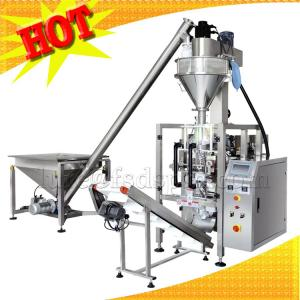 China Vertical Form Fill Seal Whey Protein Powder Packing Machine on sale