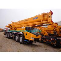 Diesel XCMG Truck Crane QY35K5 / Telescopic Hydraulic Crane With 36930kg Payload