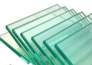 China Toughened  Flat 10mm Clear Tinted Tempered Furniture Glass Tops For Electronic Scale on sale