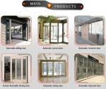 Adjustable Hold - Open Time Automatic Sliding Door With 75 W Power Supply