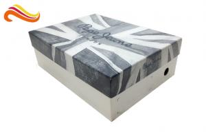 China Customized Grey Board Apparel Gift Boxes on sale