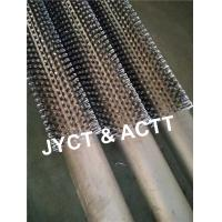 China Carbon Steel Fired Heaters Studded Tubes And Pipe OD 114.3mm X 6.02 X 6100 mml on sale