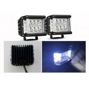 "China 45W 4.5"" Square LED Driving Lights 6500k Offroad Truck Work Lights 3800 Lumen on sale"