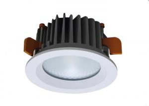 China Energy - Saving 80Ra LED Recessed Downlight For Museum / Library 45 Degree Beam Angle on sale