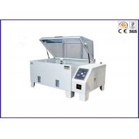 China PVC Anti Corrosion Salt Spray Test Equipment , Environmental Testing Chamber on sale