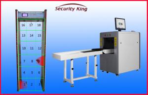 China LCD Display High Penetration Airport Security X Ray Scanner with Image Returning Retrieval on sale