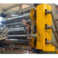 Food Package Plastic Sheet Production Line Multilayer Co-Extrusion