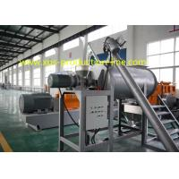 Styrofoam Insulation Board Single Screw Extruder 150MM Water Jacket Cooling Type