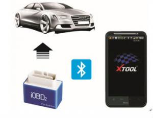 China Obd 2 / Iobd2 Oxygen Sensor Oil Reset Tools For Vw Android Diagnostic Codes on sale