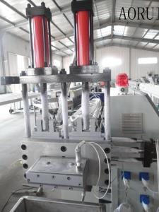 China Pp / Pe Pelletizer Plastic Granules Machine on sale