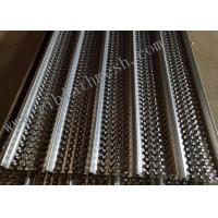 0.45m Width Galvanized HY Rib Mesh For Building 0.18-0.57mm Thickness