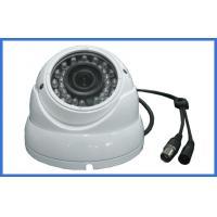 Indoor IR CMOS 700TVL 10 meters night vision Analog dome camera 36 pcs LED lamp metal housing