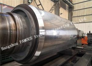 China Casting / Forged Steel Mill Work Roll For Hot Rolled Metal Sheet And Billet Mill Usage on sale
