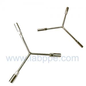 Quality Y1010-China bicycle tool Y hex key wrench 8 9 10mm Hexagonal Hex polishing for sale